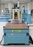 2016 MULTIAX N 114-6116 CNC ROU