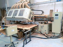 2000 ANDI NC-2615 S CNC ROUTER
