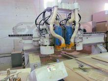 1999 SHODA MAXXIM CNC ROUTER (M