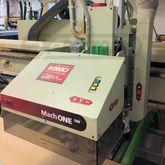 2000 KOMO MACH ONE 508 CNC ROUT