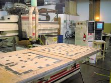 1999 THERMWOOD C 42 CNC ROUTER