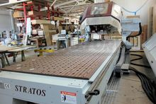 2006 ANDI STRATOS WFD CNC ROUTE