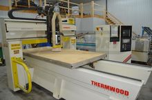 2001 THERMWOOD CS 40 CNC ROUTER
