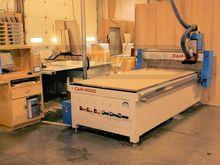 2007 CAM-WOOD WR 408 VAC CNC RO