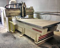 2000 THERMWOOD C 40 CNC ROUTER