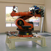 2002 KUKA KR210-L150 6-AXIS ROB