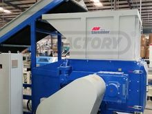 AVIAN ASG 1200 SHREDDER (SINGLE