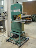 """2002 GRIZZLY G1073 16"""" BANDSAW"""