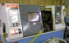 1999 MAZAK QUICK TURN 250 LATHE