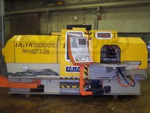 2000 M & M HF450TT/25 LATHE (CN