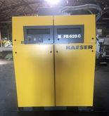 2012 KAESER FB 620 C VACUUM PUM