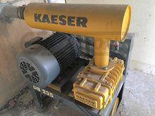 2000 KAESER OMEGA VACUUM PUMP (