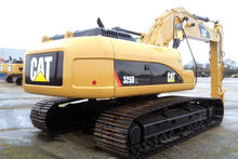 2007 Caterpillar 325DL