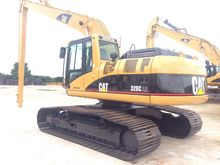 2004 Caterpillar 320C-L Long Re