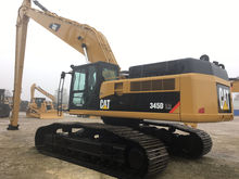 2010 Caterpillar 345D-LRE