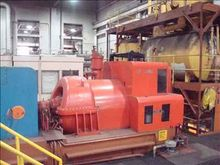 DE LAVAL STEAM TURBINE WITH CW