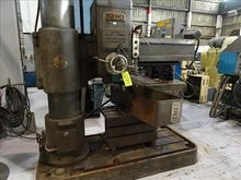 IKEDA RM 1300 RADIAL DRILL