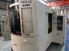 KIWA PMH-40 CNC HORIZONTAL MACH