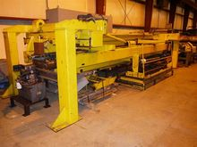 "ROWE 60"" X 20' SHEET STACKER"