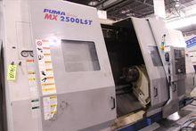 DOOSAN PUMA MX 2500 LST 8-AXIS