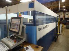 2011 TRUMPF 3030 TRULASER CNC L