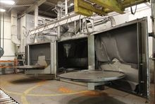 Used WHEELABRATOR DU