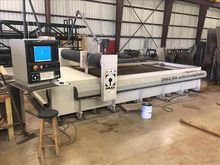 OMAX 80X CNC WATERJET CUTTING S