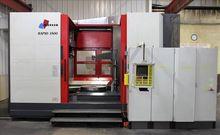HOFLER RAPID 1500 7-AXIS CNC PR