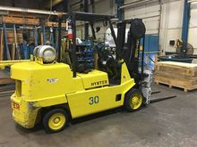 Used HYSTER S120XL 1
