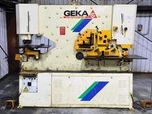 GEKA HYDRACROP 110/SD HYDRAULIC