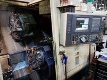 OKUMA SIMULTURN LU-300 4 AXIS C
