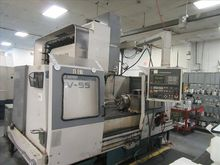 Used MORI SEIKI MV 5
