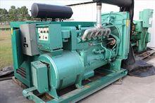 Used ONAN 100 KW AC
