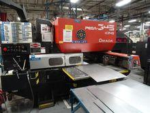 AMADA PEGA 345 KING CNC TURRET