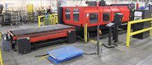 AMADA FO3015NT 4000W CNC LASER