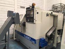 OKUMA L1420 / LNC-10 CNC LATHE