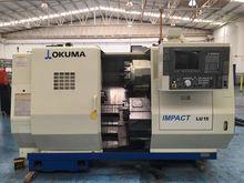 OKUMA LU15 CNC LATHE