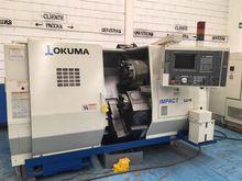 Used OKUMA LU15 CNC
