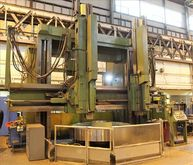 "GRAY 144"" VERTICAL BORING MILL"