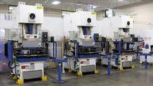 AIDA NC1-110(2) GAP FRAME PRESS