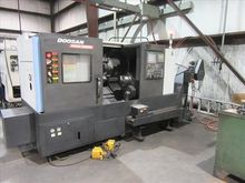 DOOSAN PUMA 2600MS MULTI AXIS M