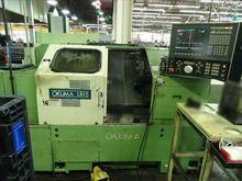 OKUMA LB 15 CNC LATHE