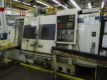 MORI SEIKI DL-25MC TWIN SPINDLE