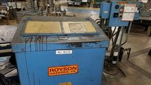 ROYSON 3C VIBRATORY DEBURRING M