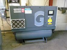 Used ATLAS COPCO GA2