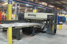 WHITNEY 3400 XP CNC TURRET PUNC