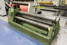 ROUNDO PS205 PLATE BENDING ROLL