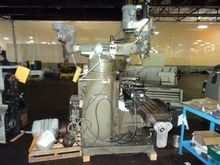 BRIDGEPORT SERIES II CNC VERTIC