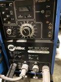 MILLER XMT 300 CC/CV ARC WELDER