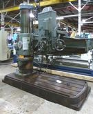 "6' X 17"" CINCINNATI RADIAL ARM"